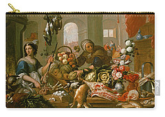 Martha And Mary Carry-all Pouch
