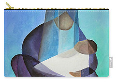 Mary And Messiah Carry-all Pouch