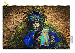 Mask Portrait I Carry-all Pouch