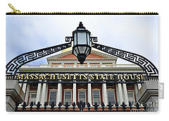 Massachusetts State House Carry-all Pouch