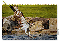 Master Fisherman Carry-all Pouch by Jack Bell