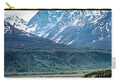 Matanuska River  Carry-all Pouch
