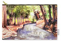 Mataranka Hot Springs Carry-all Pouch