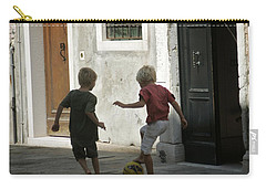 Match Of The Day Carry-all Pouch