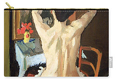 Matisse's La Coiffure Carry-all Pouch