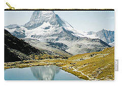Matterhorn Cervin Reflection Carry-all Pouch