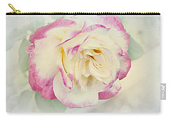 Carry-all Pouch featuring the photograph Maud by Elaine Teague