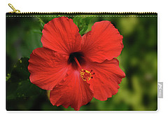 Maui Hibiscus Carry-all Pouch