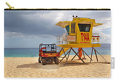 Maui Lifeguard Tower Carry-all Pouch