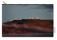 Mauna Kea Carry-all Pouch by Pamela Walton