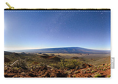 Mauna Loa Moonlight Panorama Carry-all Pouch