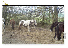 May Hill Ponies 1 Carry-all Pouch