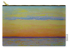 May Sunset Carry-all Pouch