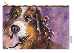 May The Mountain Dog Carry-all Pouch