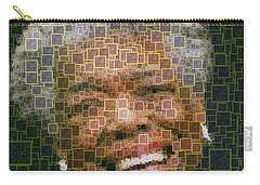 Maya Angelou - Qr Code Carry-all Pouch