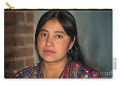 Mayan Girl Carry-all Pouch