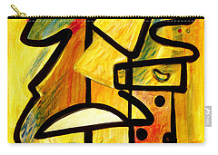 Mayan Carry-all Pouch