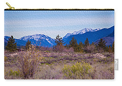 Mazama From Wolf Creek Carry-all Pouch