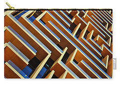 Maze Building Dubai Carry-all Pouch