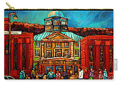 Mcgill Gates Montreal Carry-all Pouch