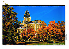 Mcgraw Hall Cornell University Carry-all Pouch