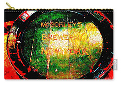 Mcsorleys Brewery Carry-all Pouch by Ed Weidman