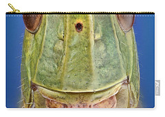 Meadow Grasshopper Carry-all Pouch