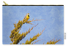 Meadowlark Serenade Carry-all Pouch