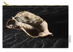Carry-all Pouch featuring the photograph Meanwhile The World Goes On by Lauren Radke
