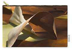 Carry-all Pouch featuring the photograph Mebius Strip by Yulia Kazansky