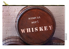 Medical Wiskey Barrel Carry-all Pouch
