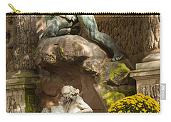 Medici Fountain - Paris Carry-all Pouch