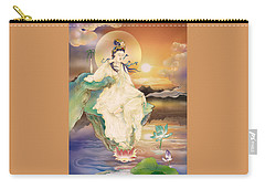 Medicine-giving Kuan Yin Carry-all Pouch