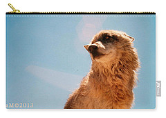 Medicine Wolf Carry-all Pouch