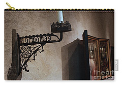 Medieval Candelabra Carry-all Pouch by Yvonne Wright