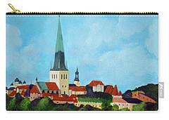 Medieval Tallinn Carry-all Pouch