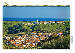 Mediterranean Town Of Susak Croatia Carry-all Pouch
