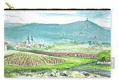 Medjugorje Fields Carry-all Pouch