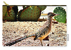 Meep Meep Carry-all Pouch by Marilyn Smith