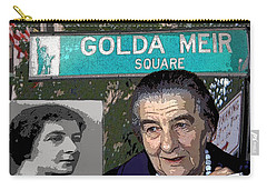 Meir Quote Carry-all Pouch