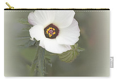 Carry-all Pouch featuring the photograph Melanie by Elaine Teague