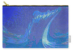 Carry-all Pouch featuring the painting Melody by Mike Breau