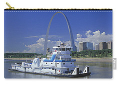 Memco Towboat In St Louis Carry-all Pouch