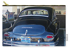 Carry-all Pouch featuring the photograph Memories by Bobbee Rickard