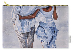 Memories Of Love Carry-all Pouch