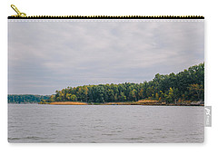 Men Fishing On Barren River Lake Carry-all Pouch