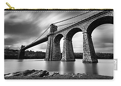 Menai Suspension Bridge Carry-all Pouch