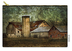 Mennonite Farm In Tennessee Usa Carry-all Pouch