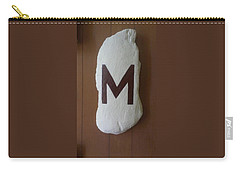 Menominee Maroons Carry-all Pouch