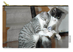 Meow Vows Carry-all Pouch
